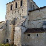 Egleisa Sent Martin d'Agonac