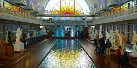 Museu barula for A piscina yves klein